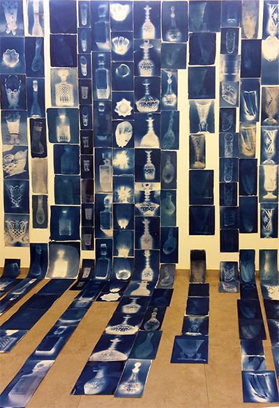 Blueprint works of R. Eretz and L. Elkivity